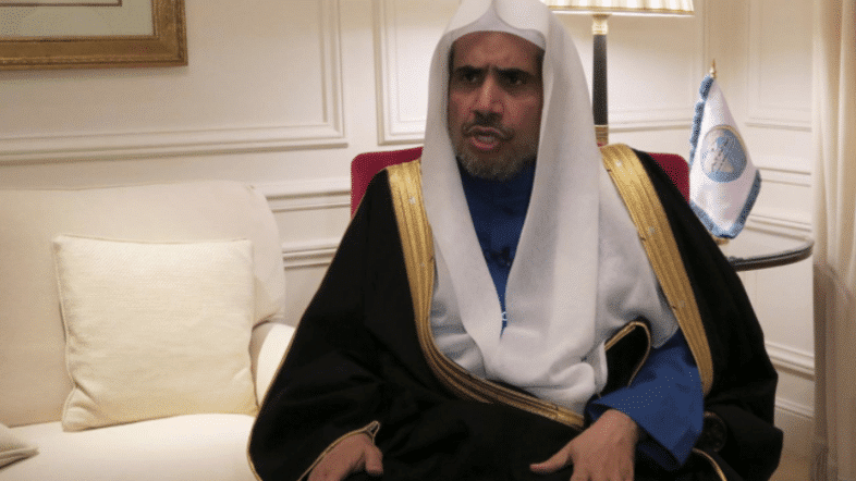 Muslim World League: Holocaust is a crime that no one can deny or undermine