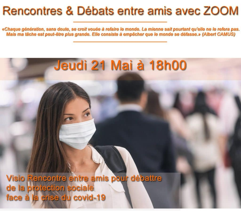 VISIO CONFERENCE AVEC ZOOM
